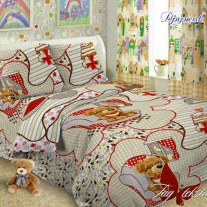 Дружок  ПОСТЕЛЬНОЕ БЕЛЬЕ И ТОВАРЫ ДЛЯ ДЕТЕЙ > 1.5-спальные