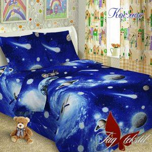 Космос  ПОСТЕЛЬНОЕ БЕЛЬЕ И ТОВАРЫ ДЛЯ ДЕТЕЙ > 1.5-спальные