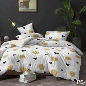 Комплект постельного белья PS-B04  ПОСТЕЛЬНОЕ БЕЛЬЕ ТМ TAG > 2-спальные > Полисатин 3D