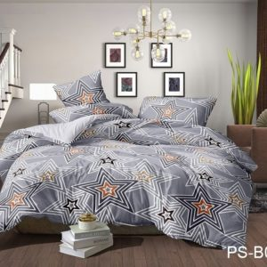 Комплект постельного белья PS-B049  ПОСТЕЛЬНОЕ БЕЛЬЕ ТМ TAG > 2-спальные > Полисатин 3D
