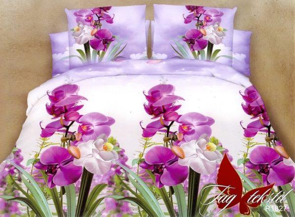 Комплект постельного белья R1827  ПОСТЕЛЬНОЕ БЕЛЬЕ ТМ TAG > 2-спальные > Ренфорс