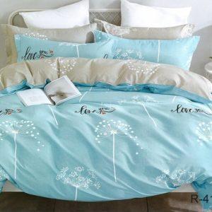 Комплект постельного белья с компаньоном R4155  ТОВАРЫ СО СКИДКАМИ