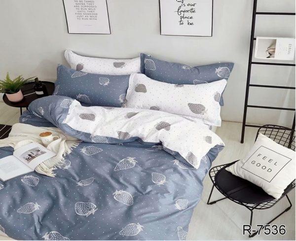 Комплект постельного белья с компаньоном R7536  ПОСТЕЛЬНОЕ БЕЛЬЕ ТМ TAG > 2-спальные > Ренфорс