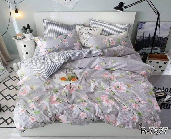 Комплект постельного белья с компаньоном R7537  ПОСТЕЛЬНОЕ БЕЛЬЕ ТМ TAG > 2-спальные > Ренфорс