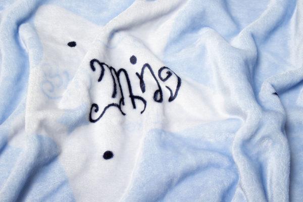 Плед велсофт (микрофибра) ALM1903 1 Постельный комплект
