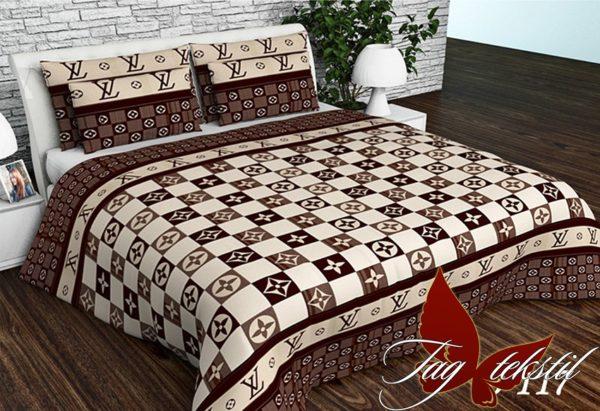 Комплект постельного белья R-117  ПОСТЕЛЬНОЕ БЕЛЬЕ ТМ TAG > 1.5-спальные > Ренфорс