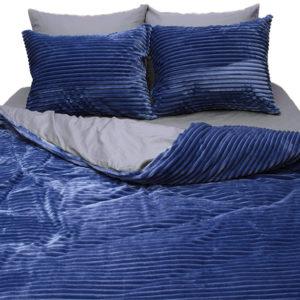 Комплект постельного белья зима-лето Blue  ПОСТЕЛЬНОЕ БЕЛЬЕ ТМ TAG > 2-спальные > Зима-лето