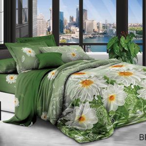 Комплект постельного белья BP043  ПОСТЕЛЬНОЕ БЕЛЬЕ ТМ TAG > 2-спальные > Поликоттон 3D