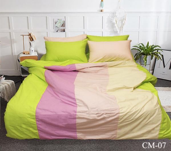 Color mix CM-07 1 Постельный комплект