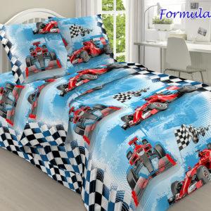 Formula 1  ПОСТЕЛЬНОЕ БЕЛЬЕ И ТОВАРЫ ДЛЯ ДЕТЕЙ > 1.5-спальные