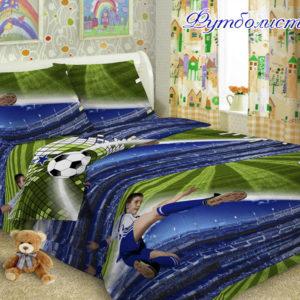 Футболист  ПОСТЕЛЬНОЕ БЕЛЬЕ И ТОВАРЫ ДЛЯ ДЕТЕЙ > 1.5-спальные