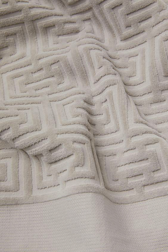 Полотенце махровое Labirint св.беж. 100х150 1 Постельный комплект