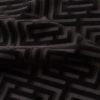 Полотенце махровое Labirint черное 30х50 2 Постельный комплект