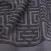 Полотенце махровое Labirint серое 70х140 5 Постельный комплект