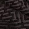 Полотенце махровое Labirint черное 70х140 3 Постельный комплект