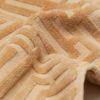 Полотенце махровое Labirint капучино 100х150 3 Постельный комплект