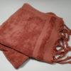Полотенце махровое Косичка лиловое  Полотенца > 70*140 от 1 ед