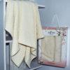 Набор полотенец Gakkard crema  Полотенца > Наборы полотенец