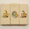 Набор полотенец Кофе (12 шт) 4 Постельный комплект