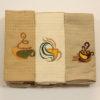 Набор полотенец Кофе (12 шт) 3 Постельный комплект