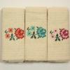 Набор полотенец Цветок (12 шт) 2 Постельный комплект