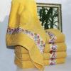 Полотенце махровое Весна желтое 70х140  Полотенца > 70*140 от 1 ед