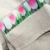 Полотенце махровое Весна бежевое 70х140 3 Постельный комплект