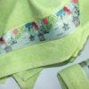 Полотенце махровое Весна зелен. фонарик 50х90 3 Постельный комплект
