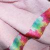 Полотенце махровое Весна розовое сердца 70х140 3 Постельный комплект