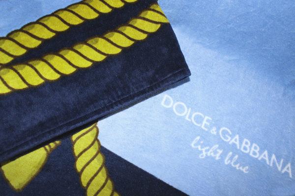 Полотенце пляжное Dolce Gabbana 1 Постельный комплект