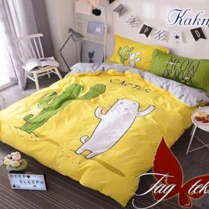 Комплект постельного белья с компаньоном Кактус  ПОСТЕЛЬНОЕ БЕЛЬЕ И ТОВАРЫ ДЛЯ ДЕТЕЙ > 1.5-спальные 160х220