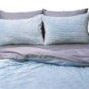 Комплект постельного белья зима-лето Light blue 5 Постельный комплект