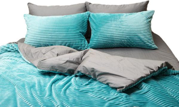 Комплект постельного белья зима-лето Mint 1 Постельный комплект