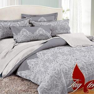 Комплект постельного белья с компаньоном PC051  ПОСТЕЛЬНОЕ БЕЛЬЕ ТМ TAG > 1.5-спальные > Поплин