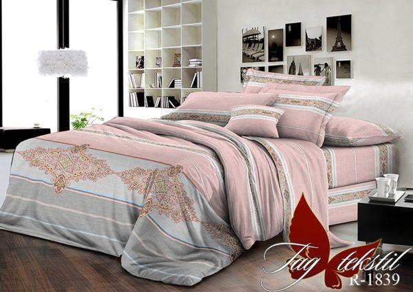 Комплект постельного белья R1839  ПОСТЕЛЬНОЕ БЕЛЬЕ ТМ TAG > 1.5-спальные > Ренфорс