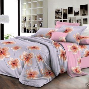 Комплект постельного белья с компаньоном R1992  ПОСТЕЛЬНОЕ БЕЛЬЕ ТМ TAG > 2-спальные > Ренфорс