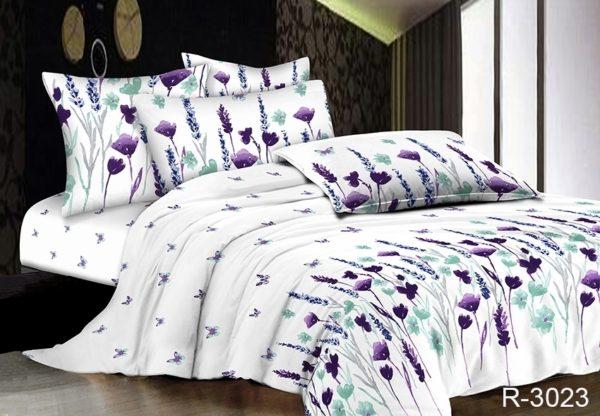 Комплект постельного белья R3023  ПОСТЕЛЬНОЕ БЕЛЬЕ ТМ TAG > 2-спальные > Ренфорс