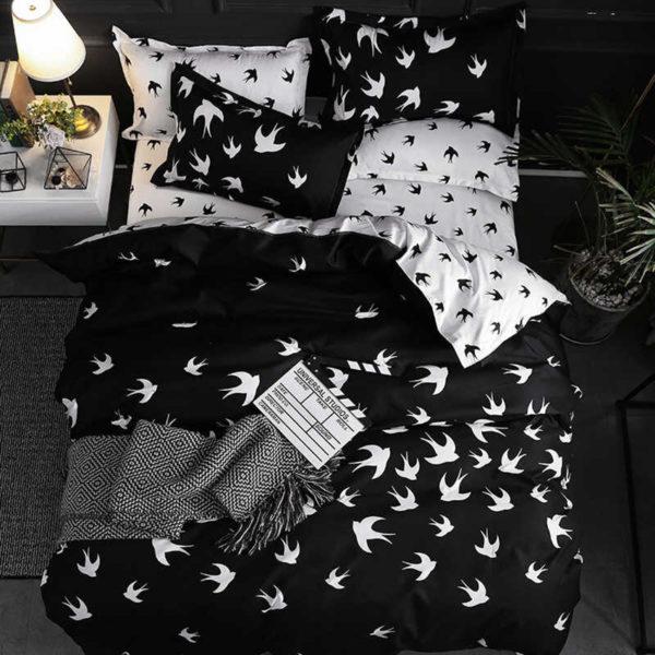Комплект постельного белья с компаньоном R4208 1 Постельный комплект
