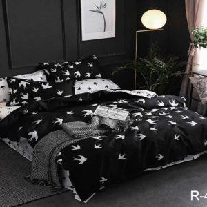 Комплект постельного белья с компаньоном R4208  ПОСТЕЛЬНОЕ БЕЛЬЕ ТМ TAG > 2-спальные > Ренфорс