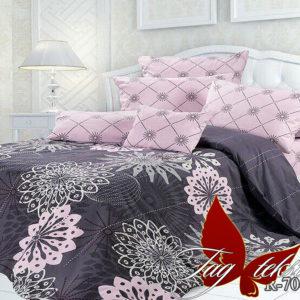 Комплект постельного белья с компаньоном R7048  ПОСТЕЛЬНОЕ БЕЛЬЕ ТМ TAG > 1.5-спальные > Ренфорс