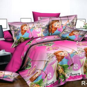 Комплект постельного белья R7297  ПОСТЕЛЬНОЕ БЕЛЬЕ И ТОВАРЫ ДЛЯ ДЕТЕЙ > 1.5-спальные 160х220
