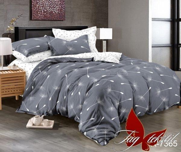 Комплект постельного белья с компаньоном R7365  ПОСТЕЛЬНОЕ БЕЛЬЕ ТМ TAG > 2-спальные > Ренфорс