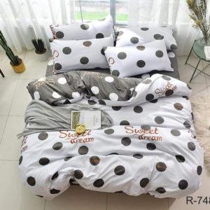 Комплект постельного белья с компаньоном R7480  ПОСТЕЛЬНОЕ БЕЛЬЕ ТМ TAG > 2-спальные > Ренфорс