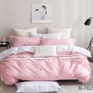 Комплект постельного белья с компаньоном R7625  ПОСТЕЛЬНОЕ БЕЛЬЕ ТМ TAG > 2-спальные > Ренфорс