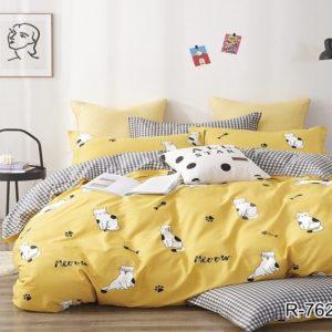 Комплект постельного белья с компаньоном R7626  ПОСТЕЛЬНОЕ БЕЛЬЕ ТМ TAG > 2-спальные > Ренфорс