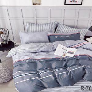 Комплект постельного белья с компаньоном R7627  ПОСТЕЛЬНОЕ БЕЛЬЕ ТМ TAG > 2-спальные > Ренфорс