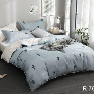 Комплект постельного белья с компаньоном R7628  ПОСТЕЛЬНОЕ БЕЛЬЕ ТМ TAG > 2-спальные > Ренфорс