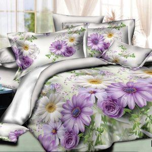 Комплект постельного белья R805  ПОСТЕЛЬНОЕ БЕЛЬЕ ТМ TAG > 2-спальные > Ренфорс