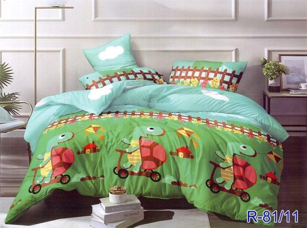 Комплект постельного белья R-81/11  ПОСТЕЛЬНОЕ БЕЛЬЕ И ТОВАРЫ ДЛЯ ДЕТЕЙ > 1.5-спальные 160х220