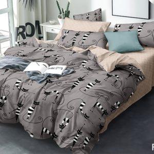 Комплект постельного белья с компаньоном R81/3  ПОСТЕЛЬНОЕ БЕЛЬЕ ТМ TAG > 2-спальные > Ренфорс